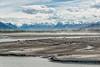Gusting over 50 mph, Donjek River, Yukon